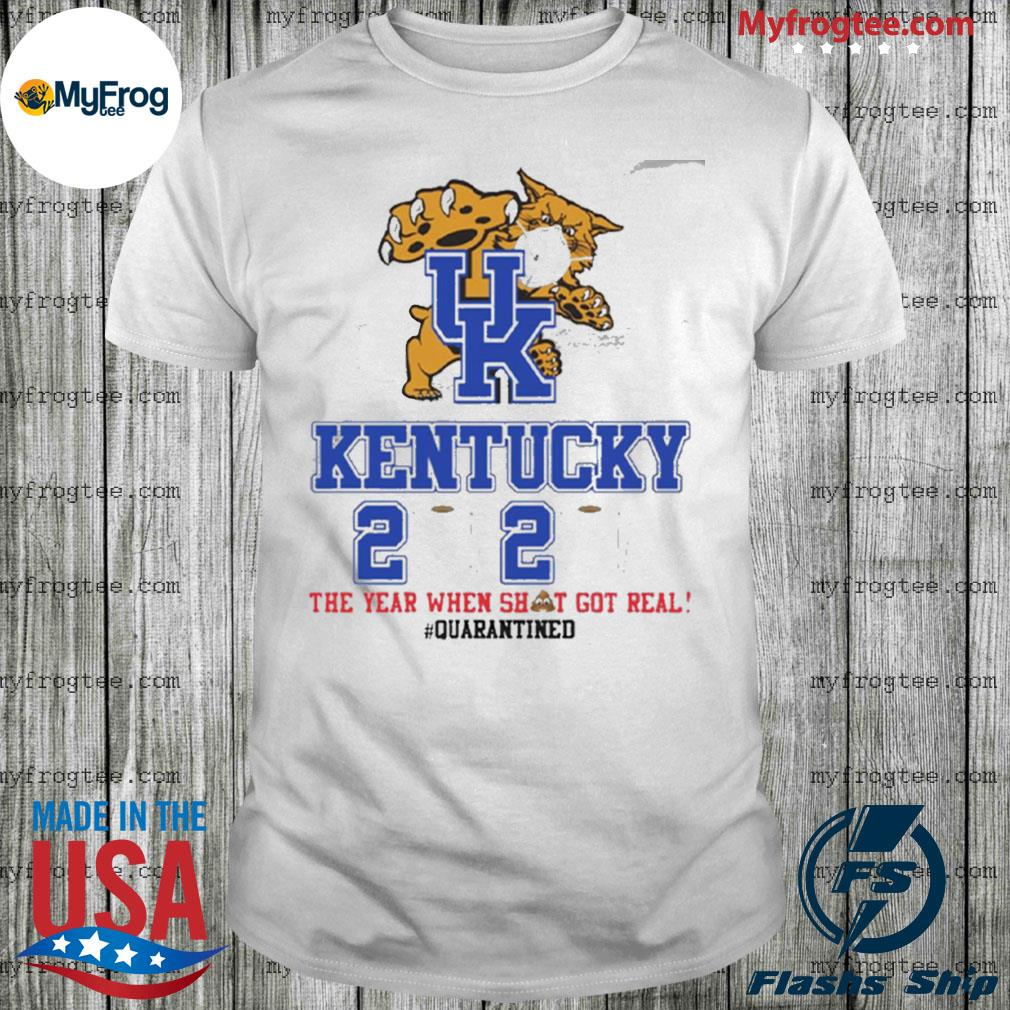 University of Kentucky 2020 toilet paper quarantine shirt