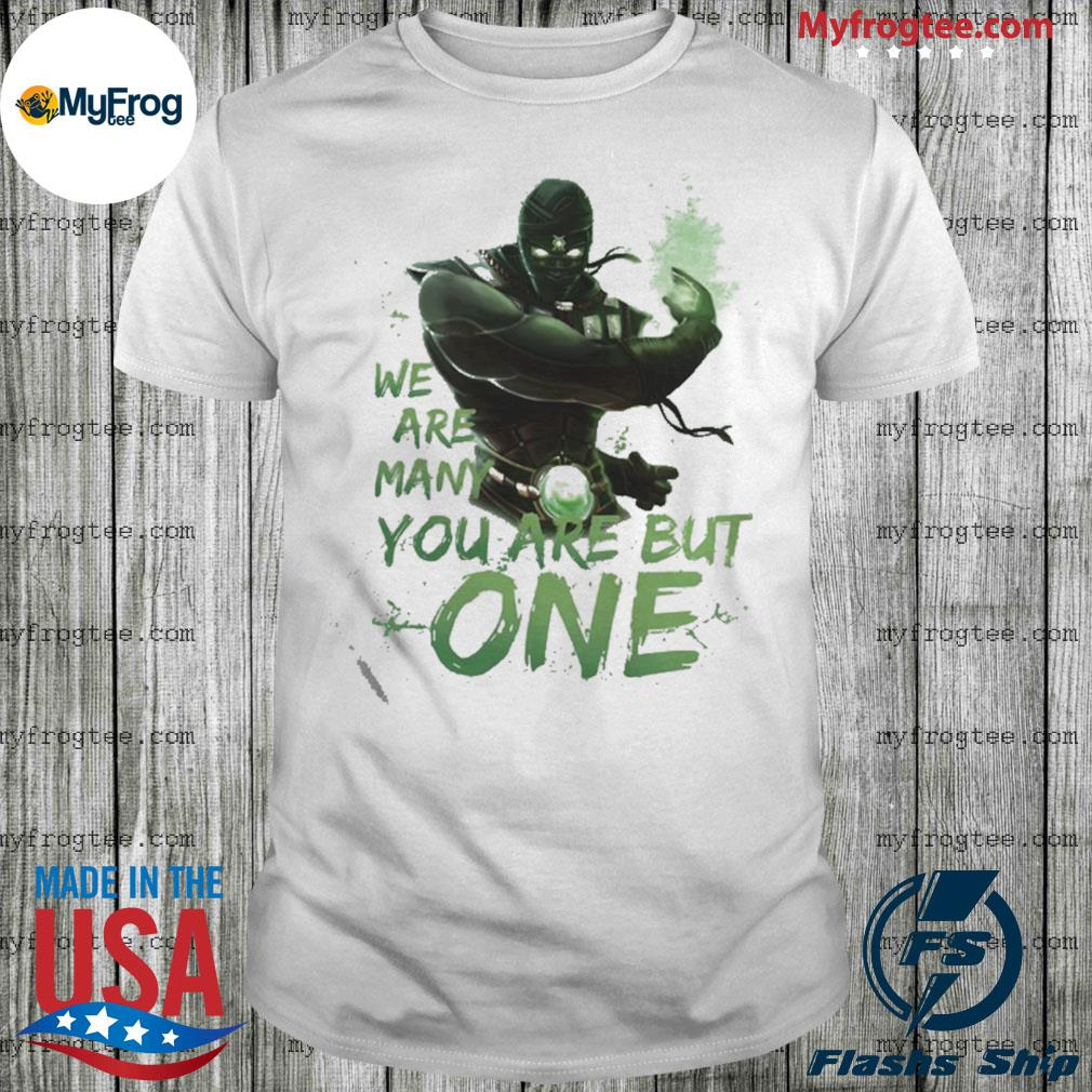 We are many you are but one shirt
