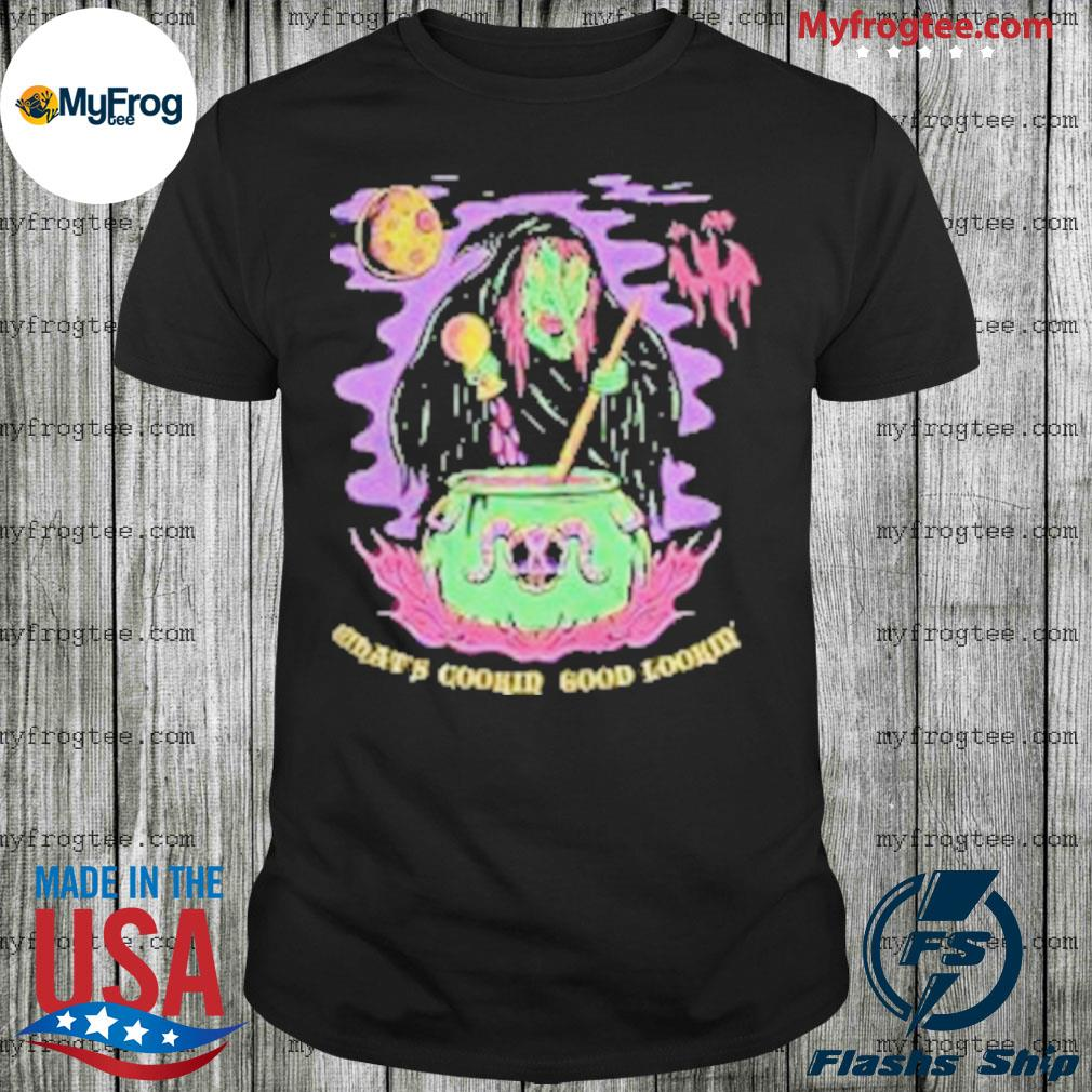 Witch Whats Good Good Look shirt