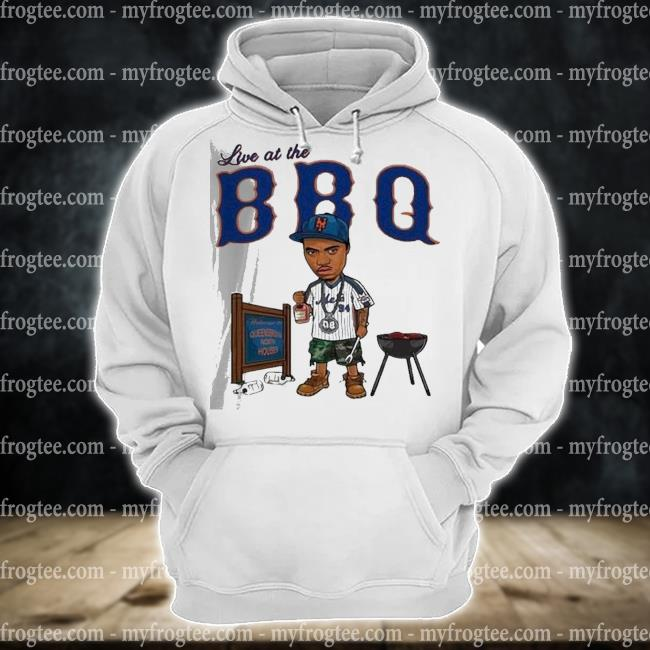 Live at the BBQ s hoodie