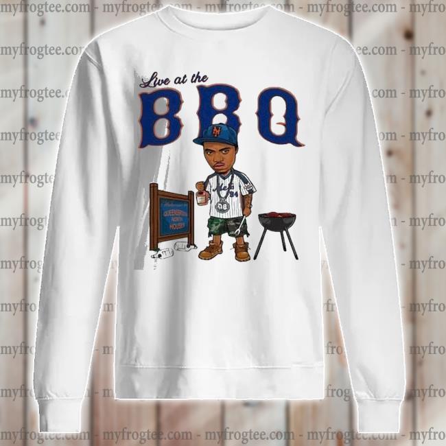 Live at the BBQ s sweatshirt